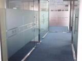 上海静安区玻璃贴膜 静安区贴玻璃磨砂纸LOGO
