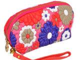 欧美时尚印花牛皮钱夹韩版钱包真皮女式钱包女长款卡包手包