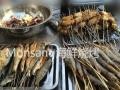 秦皇岛烧烤半成品外卖、生羊肉串、海鲜烧烤食材外卖