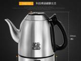 深圳茶具批发吉谷TA0102电茶壶304不锈钢电热烧水壶