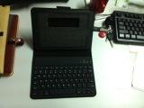 三星Tab 3 皮套T310/311硅胶键盘8英寸平板电脑蓝牙w