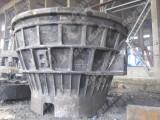 冶金行业专用渣罐长城铸造精选产品5吨以上定制