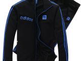 秋冬新款 男士运动服运动套装  运动休闲长袖套装 纯棉运动服 8