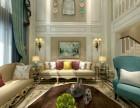 鲁能领秀城装修案例丨联排端户设计方案丨茶园天古装饰