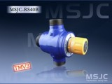 MSJC品牌DN40冷熱混水恒溫器