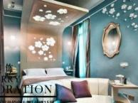 时尚特色特色酒店装修设计 成都主题酒店装修设计公司