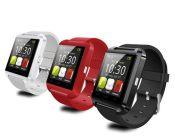工厂直销 智能手表 智能穿戴设备 外贸蓝牙手表腕表U8 修改