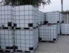 200升镀锌桶大蓝桶回收出售沈阳ipc吨桶常年收购