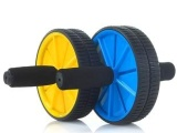 禾诗健腹轮腹肌轮收瘦腰腹轮滚轮静音运动健身器材家用体育用品