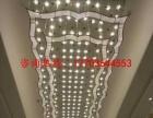 哈市专业水晶灯,吊灯,射灯清洗,安装