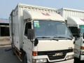 江铃货车 顺达 江铃顺达 116马力 4.26米单排厢式轻卡