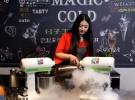 MC魔法液氮分子冰淇淋加盟费多少 n2分子冰淇淋加盟