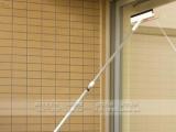 日本LEC 玻璃刮 玻璃擦 双面擦 镜面清洁擦 伸缩清洁刷