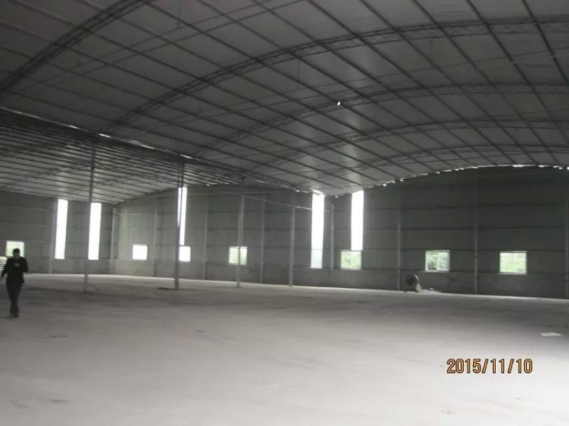 450平米砖混标准厂房出租