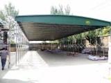 南京中盛厂生产户外活动雨棚伸缩电动蓬