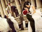 大邑婚纱摄影 夜景婚纱照可以利用背景元素 大邑帆摄影