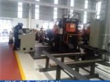 数控角钢冲孔生产线JX2020电力塔生产线