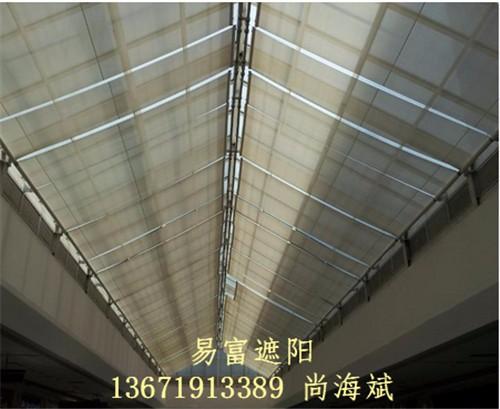 上海易富FSS的遮阳天棚帘厂家直销