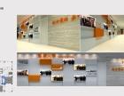 文化建设,展厅展台,店铺升级,楼栋楼层公共区域设计