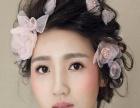 青岛更专业的新娘跟妆 婚纱租赁 彩妆培训 玉欣彩妆