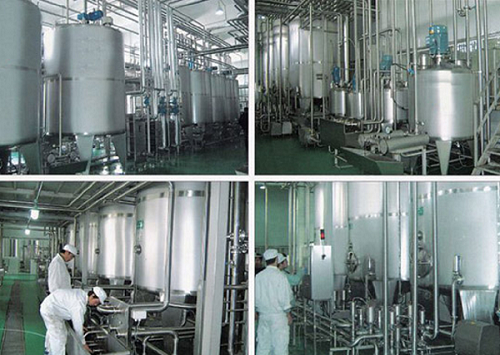 黑龙江饮料果汁果茶果酒果醋酵素碳酸配方机器一站式服务