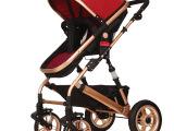 厂价直销婴儿手推车高景观婴儿车手推车避震