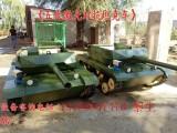 仿真一比一99式履帶坦克游樂車廠家供應