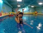大连亲子游泳 贝贝鲸亲子游泳 德国60年水育课程外教授课