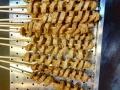 铁板烤鸭肠 面筋 臭豆腐 鸡排 鸡翅包饭 技术培训
