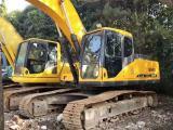 大连二手挖机市场 130220挖掘机