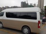 郴州豪华商务车5座至18座租车价格美丽