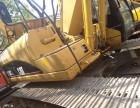 洛阳个人二手卡特320CL挖掘机