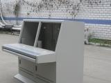 成都监控立杆-操作台-监控电视墙厂家定制-忠科金属