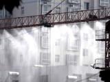 鄂州塔吊喷淋喷雾降尘
