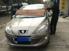 标致4082010款 1.6 手动 舒适版 节能补贴 私家车,别7年3.6万公里6.9万