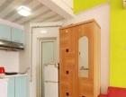 地铁桃园站高档小区34平米单身公寓可做饭洗衣安静