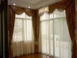 上海南汇惠南窗帘店 浦东南汇惠南三灶镇定做遮光卷帘电动窗帘