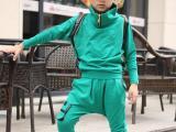 2013中大童男女儿童 秋季卫衣两件套