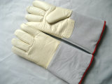 耐低温手套/液氮手套/特种牛皮冷库手套/防寒手套/防冻冷冻手套