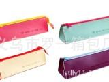 专业生产韩款中小学生笔袋,广告笔袋,款式多样也可来样定制