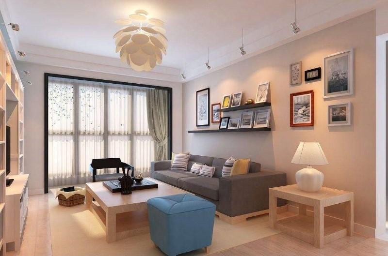 上海金山家庭装修,金山二手房装修,墙面刷新水电安装