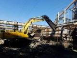 化工厂拆除,成都,楼房拆除,支撑梁拆除