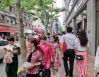 龙柏新村韩国街沿街重餐饮旺铺转让适合特色火锅烧烤串串