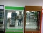 精品钛合金玻璃展示柜产品饰品化妆品珠宝货架展柜