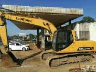 柳工CLG225二手挖掘机