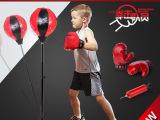 外贸立式拳击 儿童健身拳击球发泄减压沙包