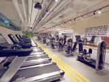 诺伯曼运动健身室内恒温游泳池器械瑜伽舞蹈干蒸桑拿