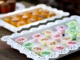 【大号】 欧式婚礼长方形蛋糕盘 铁艺镂空大茶盘蕾丝边饼干点心盘