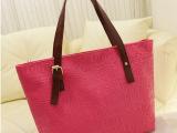 包包批发2014新款韩版时尚手提包单肩包菜兜子女包大容量包包特价