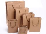 服装手提袋 纸袋 牛皮纸手提袋 婚庆糖果 衣服袋子